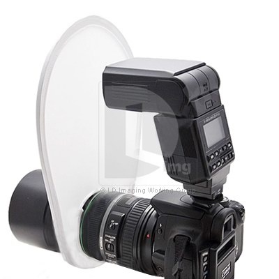Flash Diffuser Universal for All Cameras