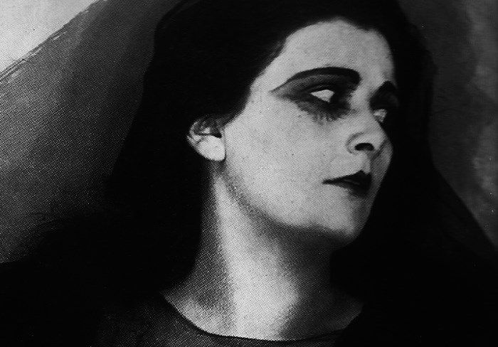 Jane from the Cabinet of Dr. Caligari