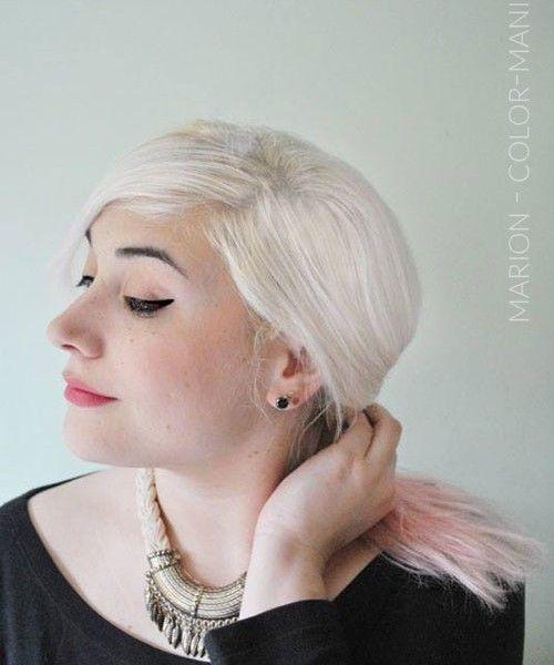Teinture cheveux vegan