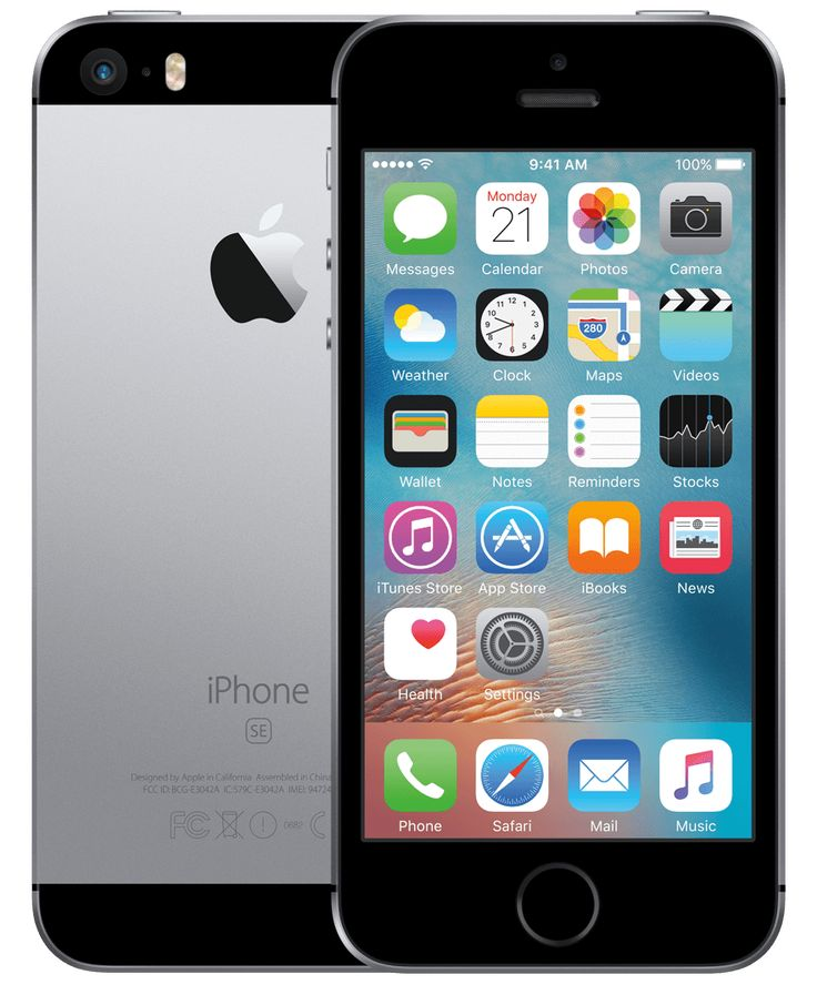 Apple iPhone SE 16GB (Sprint)   $75 BestBuy Gift Card $2.49 per month