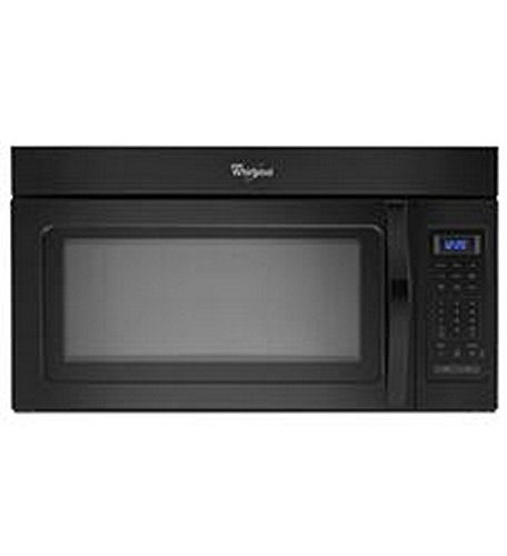 Whirlpool WMH31017FB 1.7 Cu. Ft. Over-The-Range, Combination Microwave Oven, Black, 1000 Watt * Learn more by visiting the image link. #MicrowaveOven