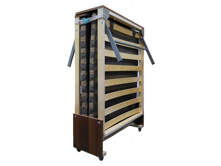 Раскладная кровать Элеонора-2 (на ламелях) матрас кокос/латекс