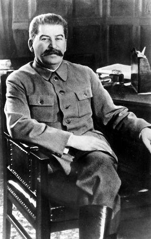 Dirigió la construcción del socialismo en la URSS, que pasó de ser un país rural a una potencia industrial. El nivel de vida de la población se elevó. En contraparte, dirigió un régimen represivo de la población, caracterizado por la presencia de campos de trabajo, campañas de represión política, y deportaciones. Diversos historiadores estiman que las víctimas del régimen de Stalin oscilan entre 4 y 60 millones de muertos.