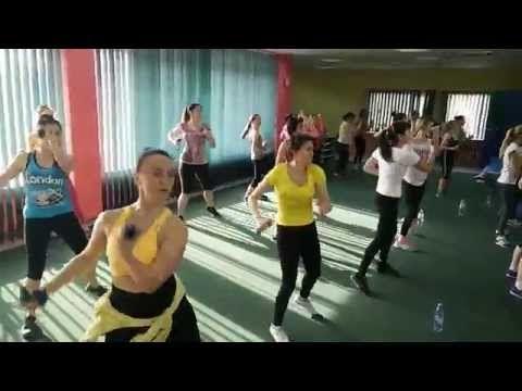 БОКС АЭРОБИКА - СУШИМ ВСЕ ТЕЛО - YouTube