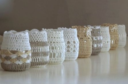 Simple decoration idea in crochet home decor crochet everything and Crochet home decor pinterest