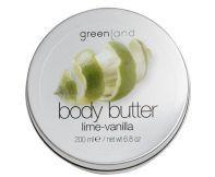"""Крем для тела """"Лаим-Ваниль"""" - Greenland Fruit Emotion Body Batter"""
