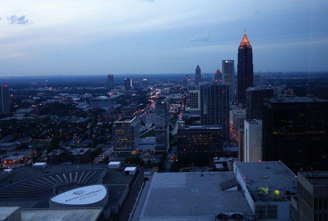Atlanta ist die Hauptstadt und die größte Stadt des Bundesstaates Georgia. Atlanta war mir hauptsächlich durch die Olympischen Spiele ein Begriff. Auf unserem Weg nach Süden haben wir uns etwas näh…