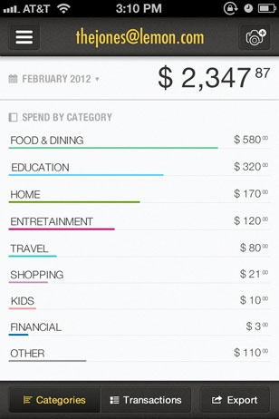 If your wallet is anything like mine, it's filled with salad rewards cards and a thick stack of receipts you keep meaning to weed through.    One way to lighten that billfold: Lemon.com, a new website that helps you digitally store and manage both physical and email receipts.    Here's how it works: Instead of saving paper receipts, snap photos of them with Lemon's free app (which then digitizes the data and uploads it to your account). As for online payments, forward those confirmation…
