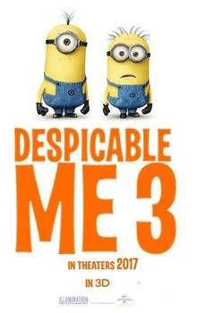 Despicable Me 3 2017 Full Movie Download online absolutely free of cost to watch at your home cinema,Laptop along with family.Watch latest animation movie Despicable Me 3 2017 online with 720p bluray non stop buffering uncut version. #DespicableMe3 #animation #movies