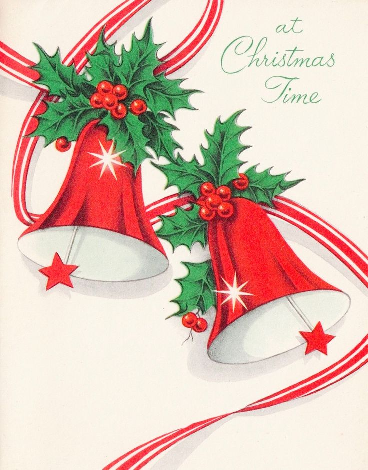 Best images about vintage bells christmas and all