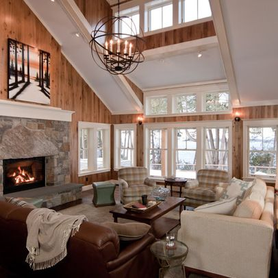 1000 Images About Rooms W Cedar Paneling Amp Ceilings On