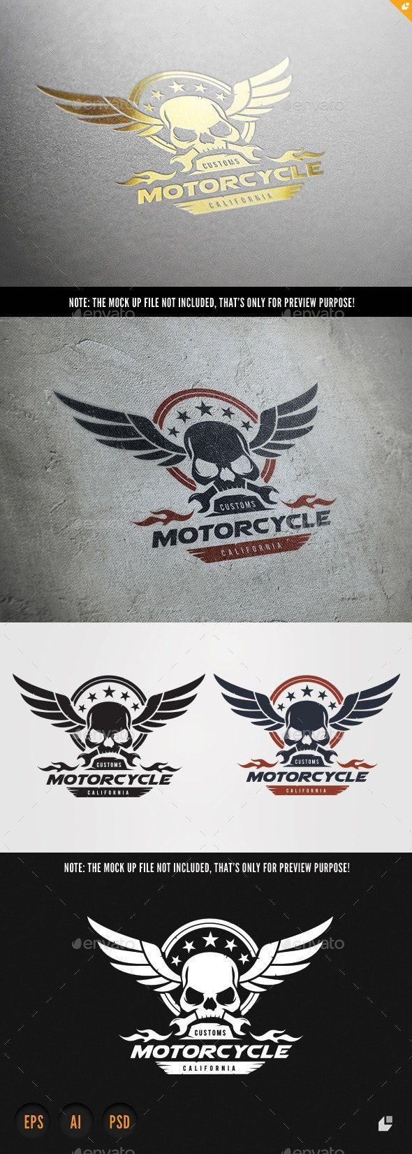 Motorrad   – Logo