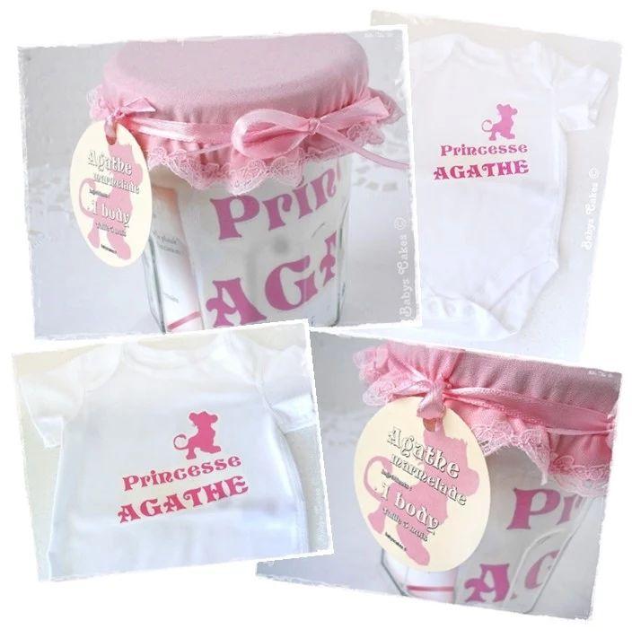 photo marmelade personnalisable 224 consommer avant 3 mois http www babyscakes fr cadeau