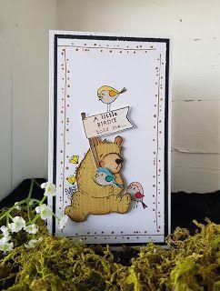 Pretty Thing's With Kaszazz: Bears & Birds