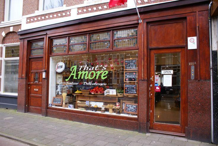 Welkom bij      Sinds 14 Juli 2008 verkopen wij, Saro en Simonetta, producten uit het ware Italië in Den Haag en omstreken. Onze winkel is door Qualitalia geselecteer…