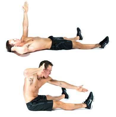 [Workout Plans] Cut Up Your Core With The Total Ab-Domination Workout — Lean It UP Fitness- Wide Leg Sit-Ups
