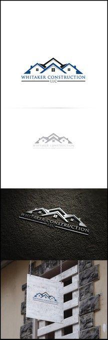 Construction Company Logo Design by VAIBHAV1