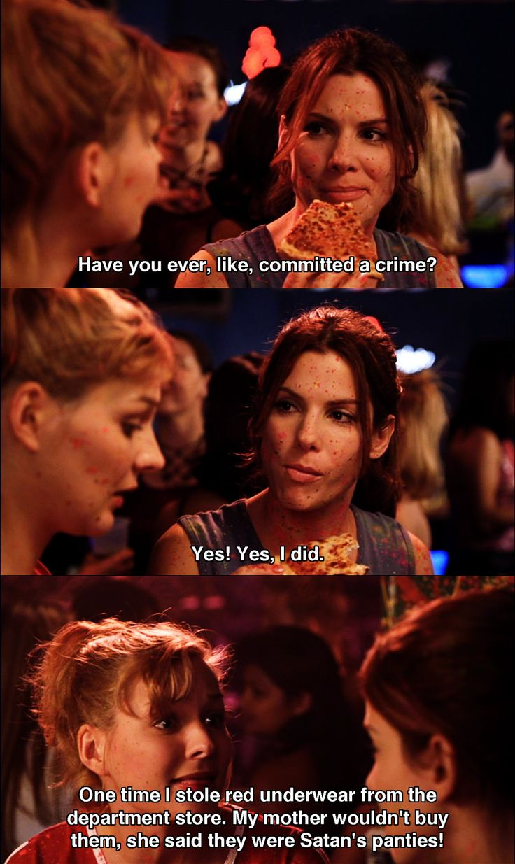 Have you ever.. ~ Miss Congeniality (2000) ~ Movie Quotes #amusementphile