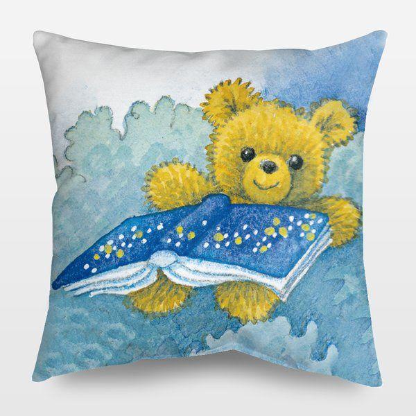 Il cuscino della buona notte, uno dei fantastici premi che è possibile prenotare  su www.bookabook.it/projects/apriti-notte