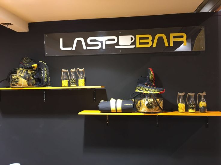 Need a coffee? Laspo Bar at ISPO 2017 is here for you, with the FW 2017/2018 collection. Make your next winter the most special with the new La Sportiva products!