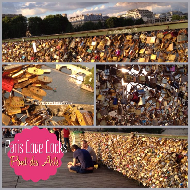Paris Love Lock