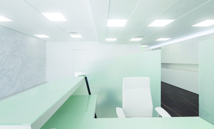 Lighting environmetn with OFFICE.