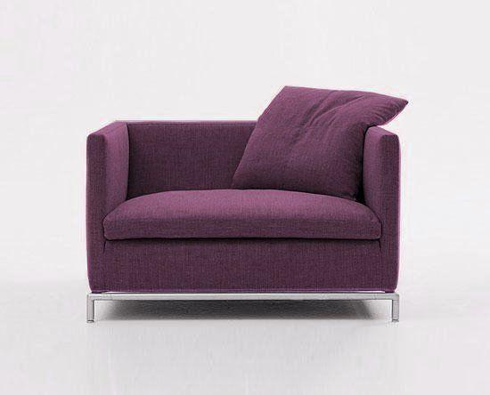fauteuil en tissu couleur auburn pour une d coration. Black Bedroom Furniture Sets. Home Design Ideas