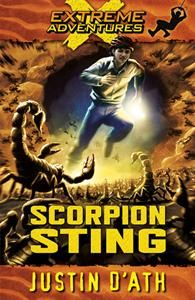 Usborne Books & More. Extreme Adventures Book 4 - Scorpion Sting