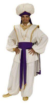 Aladdin Junior Costume Rental for Aladdin dressed as Prince Ali - The Costumer.