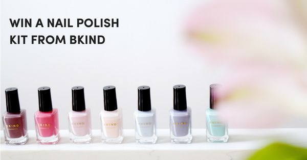 Our nail polish are non-toxic for you and are not tested on animals.