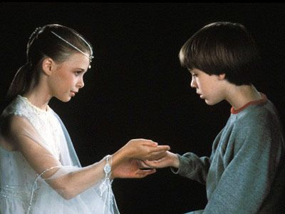 Bastina: Fantasia has totally disappeared? The Childlike Empress: Yes. Bastian: Then, everything's been in vain. The Childlike Empress: No, it hasn't. Fantasia can arise anew, from your dreams and wishes, Bastian.  -- The NeverEnding Story