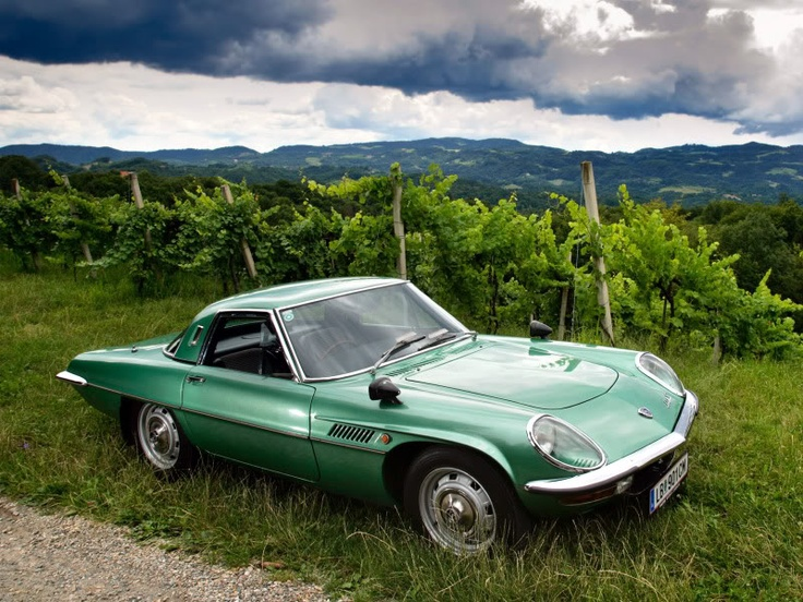 Mazda Cosmo Sport 1967 Maintenance/restoration of old/vintage vehicles: the material for new cogs/casters/gears/pads could be cast polyamide which I (Cast polyamide) can produce. My contact: tatjana.alic@windowslive.com