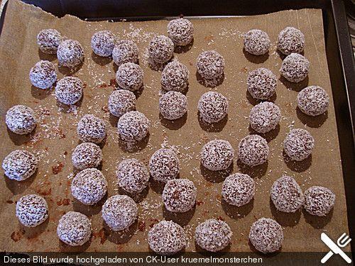Baileys – Kugeln (Rezept mit Bild) von tasmia   Chefkoch.de