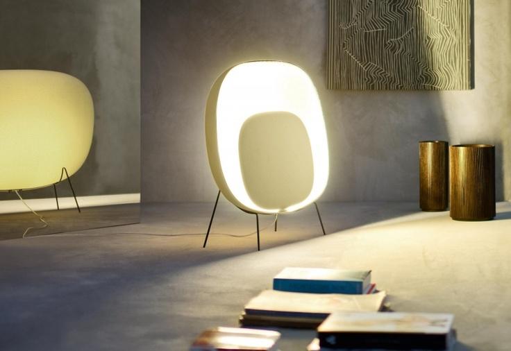 Luca Nichetto's Floor Lamp Stewie