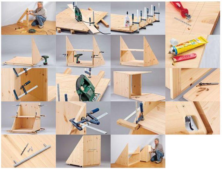 drempelschrank dachausbau pinterest bauanleitung rollen und dachschr ge. Black Bedroom Furniture Sets. Home Design Ideas