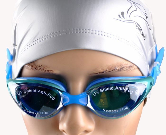 Anti-fog mirrored Swimming Goggles //Price: $12.95 & FREE Shipping //   #swimmer #sand #hot #vacation #healthy