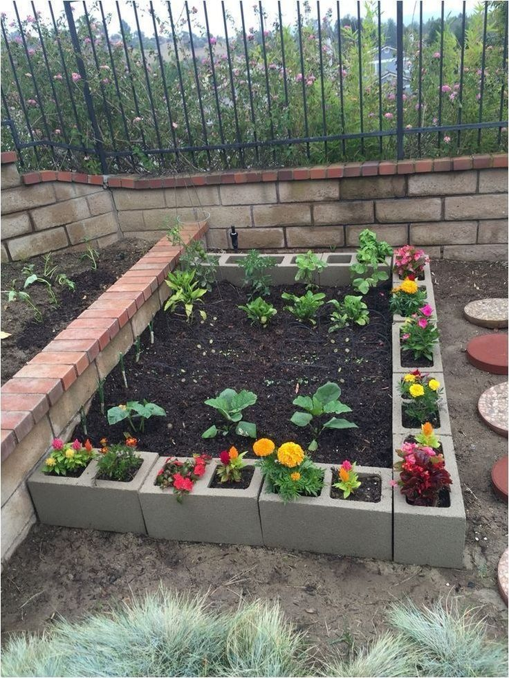 Budget Garden Horticulture Ideas Kle 45 Ideas For Horticulture On A B Budget In 2020 Backyard Landscaping Backyard Garden Vegetable Garden Raised Beds