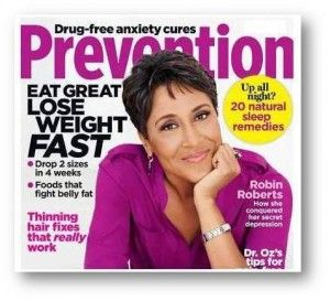 One of the best investments you can make this year is an investment in your health. Prevention Mag can help!
