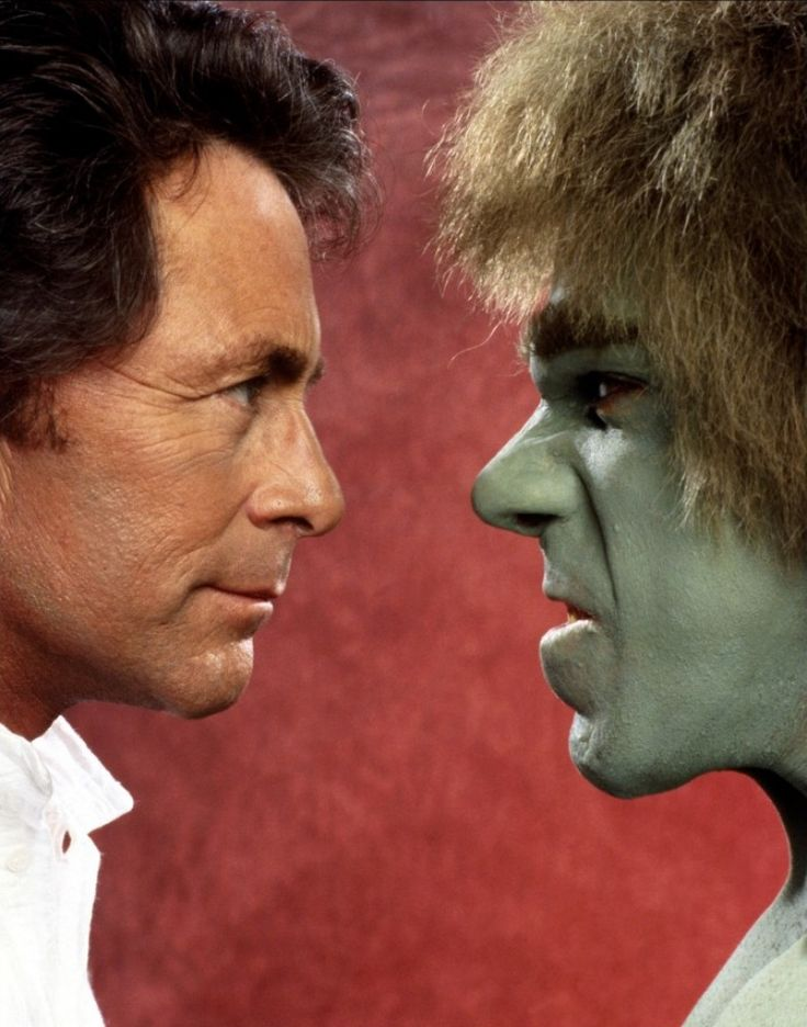 L'Incroyable Hulk - Bill Bixby - Lou Ferrigno - Stan Lee