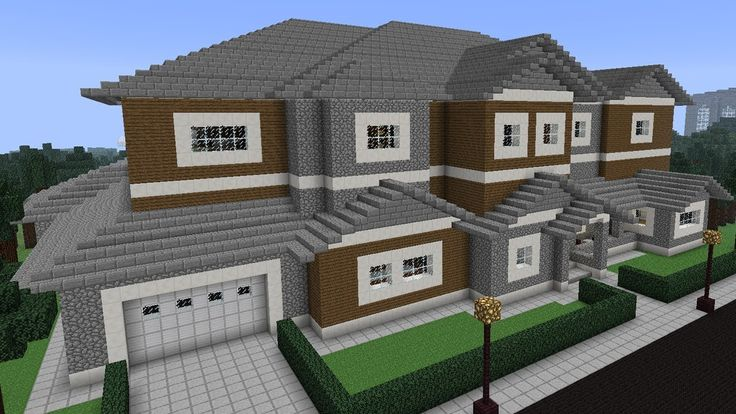 Biggest House In The World 2014 Minecraft townhouse mansion minecraft house designs 4 … | pinteres…