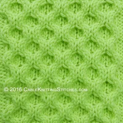 Knitting Stitches Honeycomb : 1000+ images about Cable Knitting Stitches on Pinterest Cable knitting, Cab...