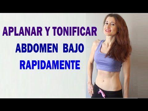8 minutos de rutina intensa para aplanar el abdomen rápidamente | Salud