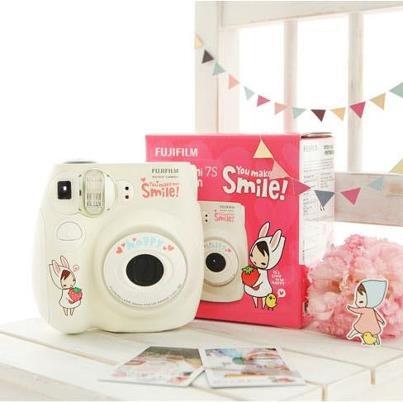 Pony Brown Instax camera