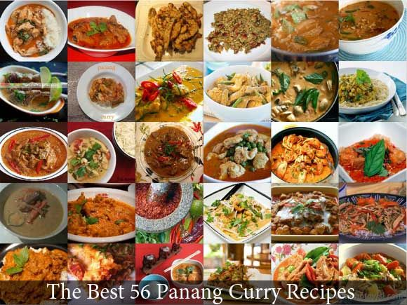 Phanaeng curry, panang curry, or penang curry is a type of Thai curry that is generally milder than other Thai curries. It traditionally includes dried chili peppers, galangal, lemongrass, coriande...
