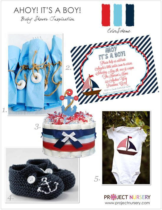 images about ahoy it 39 s a boy baby shower ideas on pinterest boy
