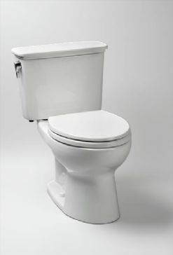 Toto CST744EN Drake Eco Transitional Toilet - 1.28 Gpf
