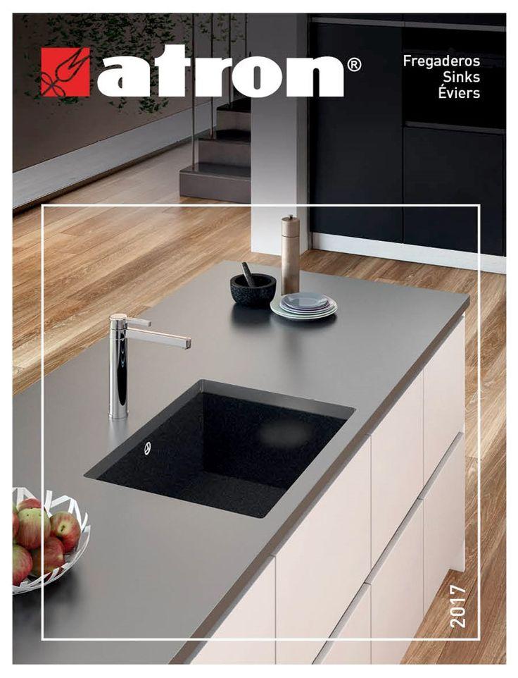 Mejores 11 imágenes de Atron, fabricante de fregaderos sintéticos de ...