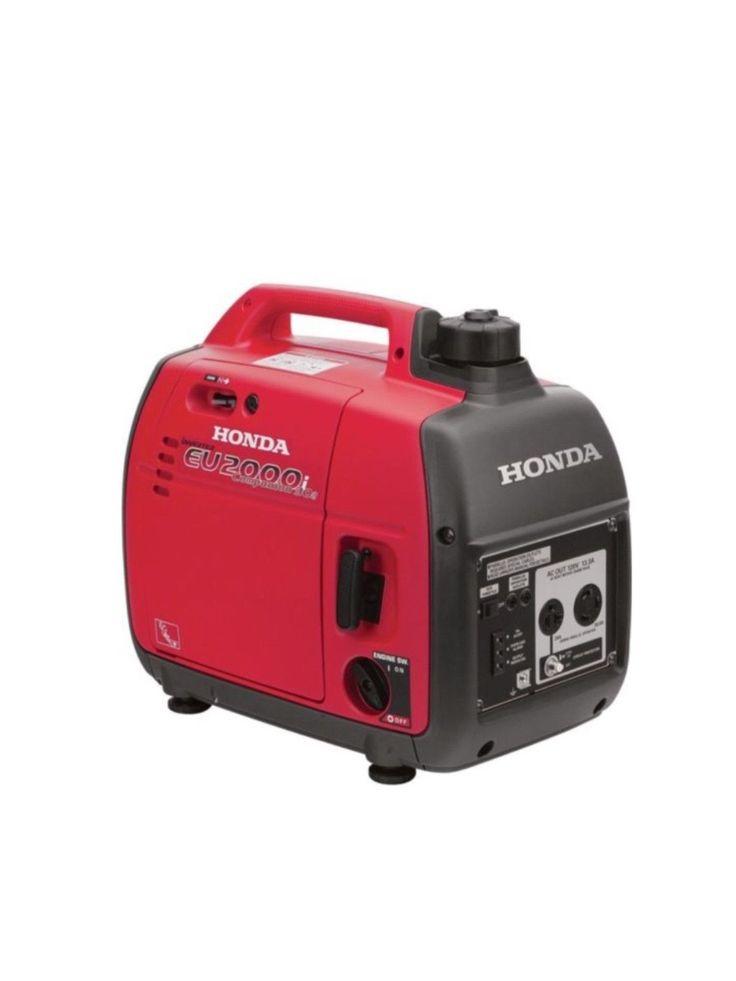 honda EU2000i inverter generator 2000 Watt 3.5 HP Generator Model# EU2000IT1A3Â