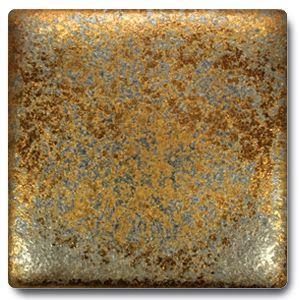 Spectrum 1114 Metallic Gold Rain Glaze