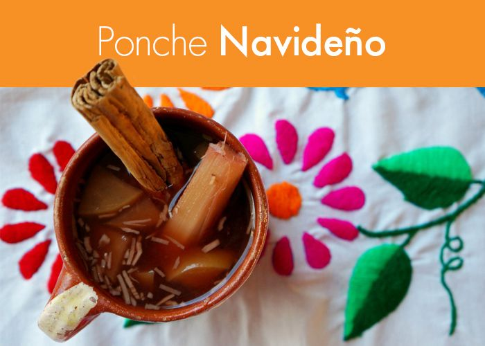 Ponche Navideño para tus Fiestas #Sweeps #CelebraBIG